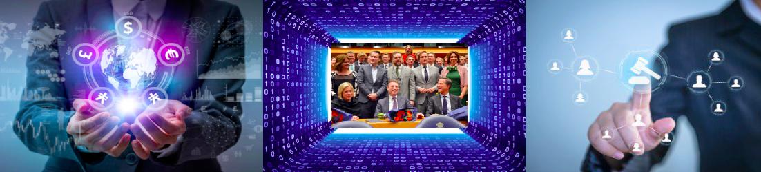 FinTech - PoliticTech - LegalTech